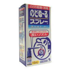 のどぬーるスプレー 【第3類医薬品】