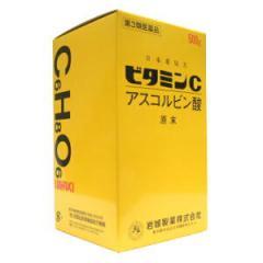 ビタミンC アスコルビン酸  【第3類医薬品】
