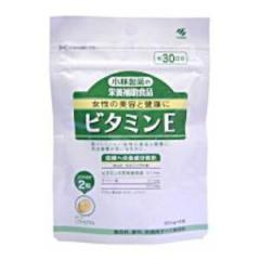 小林製薬栄養補助食品・ビタミンE 60粒