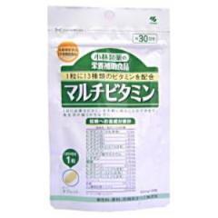 小林製薬栄養補助食品・マルチビタミン 30粒