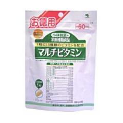 小林製薬栄養補助食品・マルチビタミン 60粒